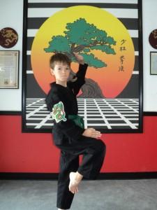 Kampo Karate Children