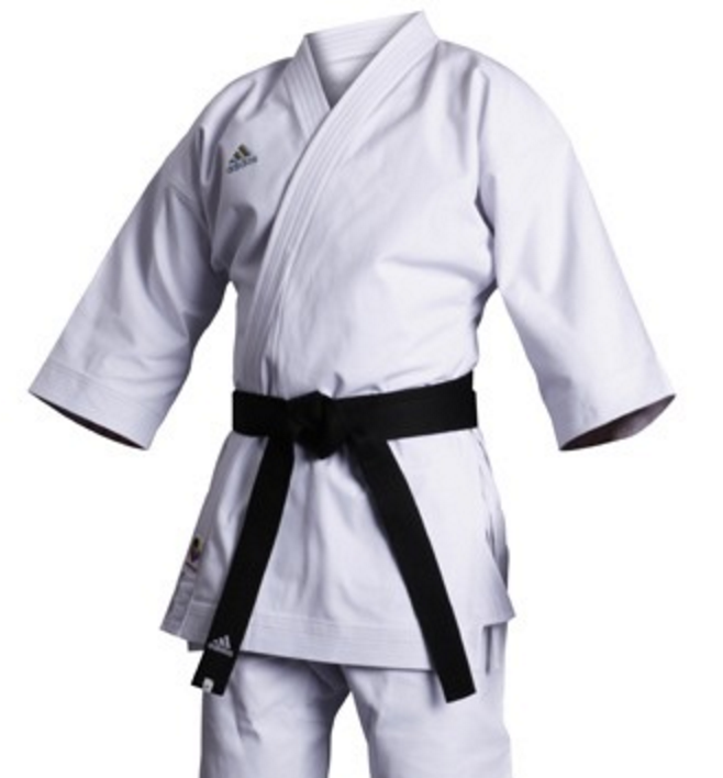 The importance of wearing a karate uniform